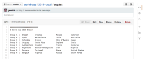 قاعدة بيانات كرة القدم المفتوحة